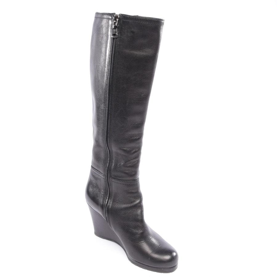 Stiefel von Prada Linea Rossa in Schwarz Gr. EUR 36