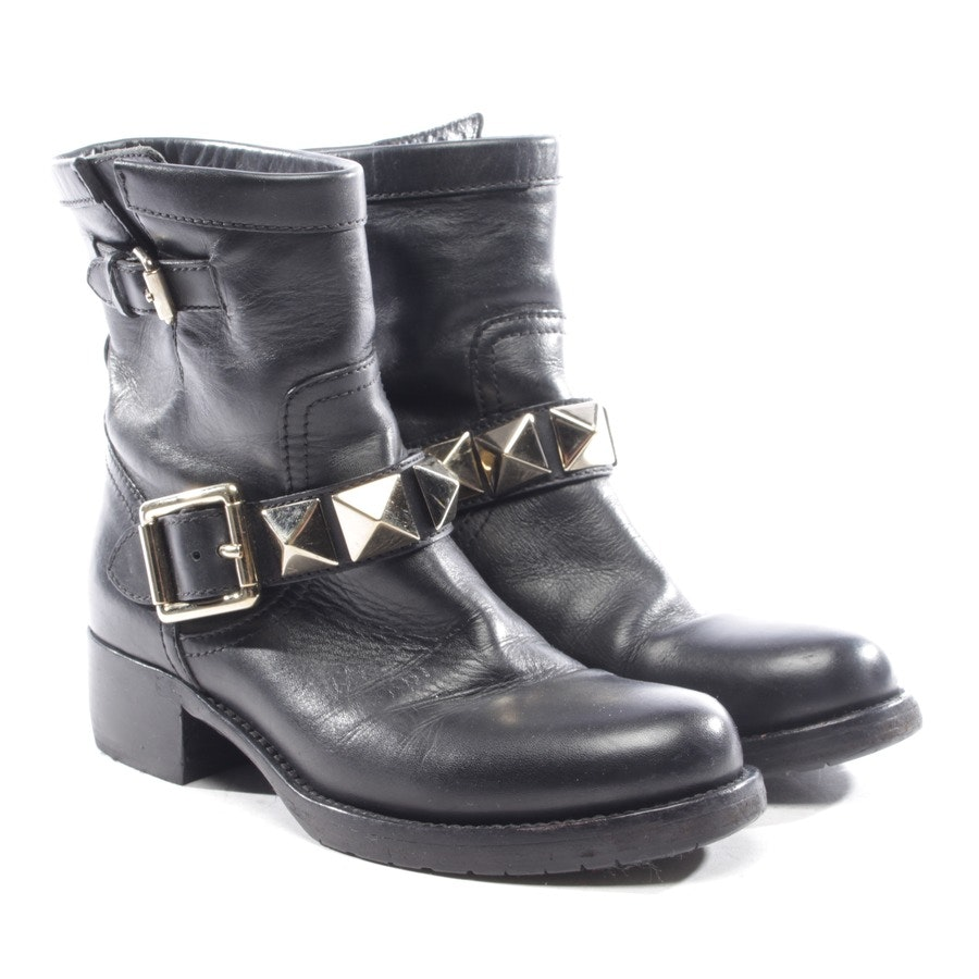 ankle boots from Valentino in black size EUR 36 - rockstud