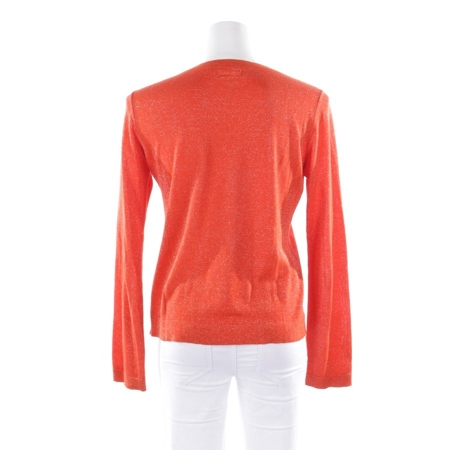 knitwear from Marc Cain in orange size 38 N3