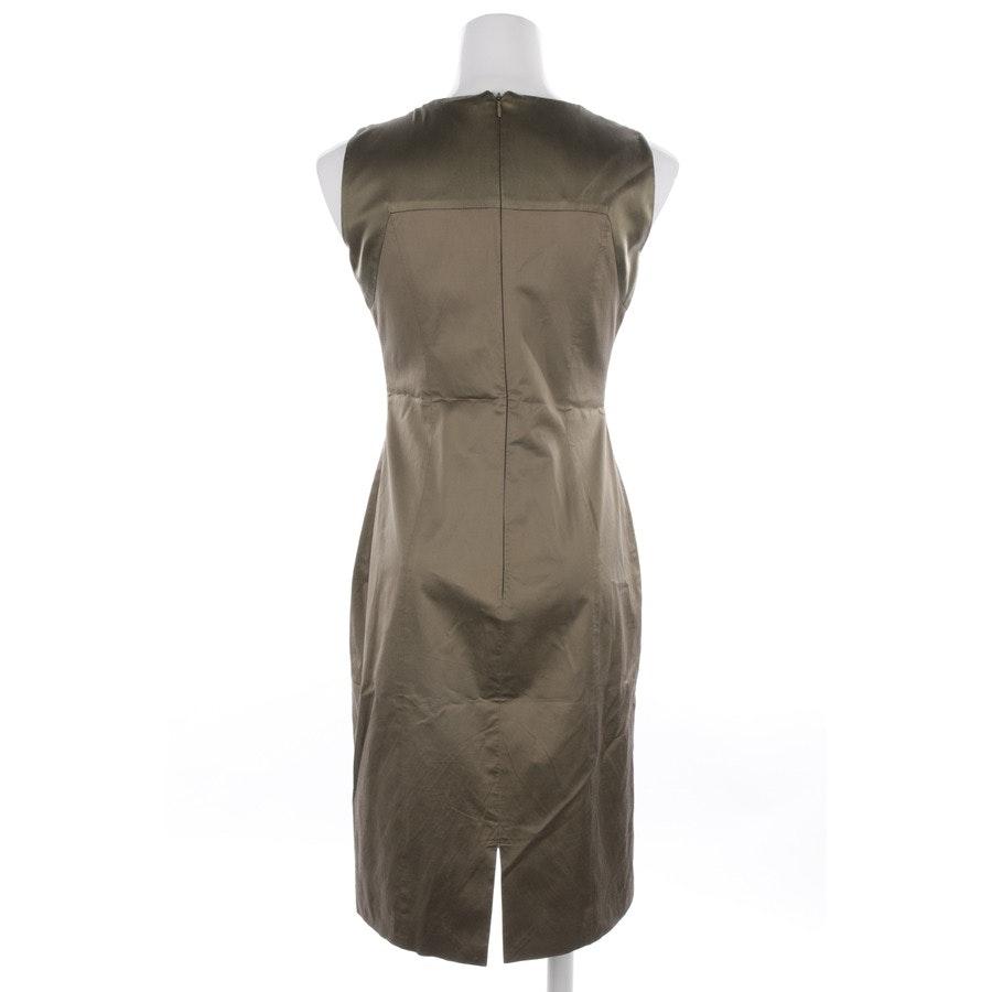 Kleid von Etro in Olivgrün Gr. 40 IT 46