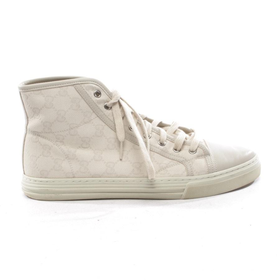 High-Top Sneaker von Gucci in Grège Gr. D 42 UK 8