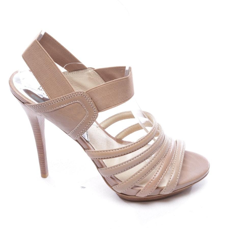 Sandaletten von Michael Kors in Braun Gr. D 37,5 US 7,5