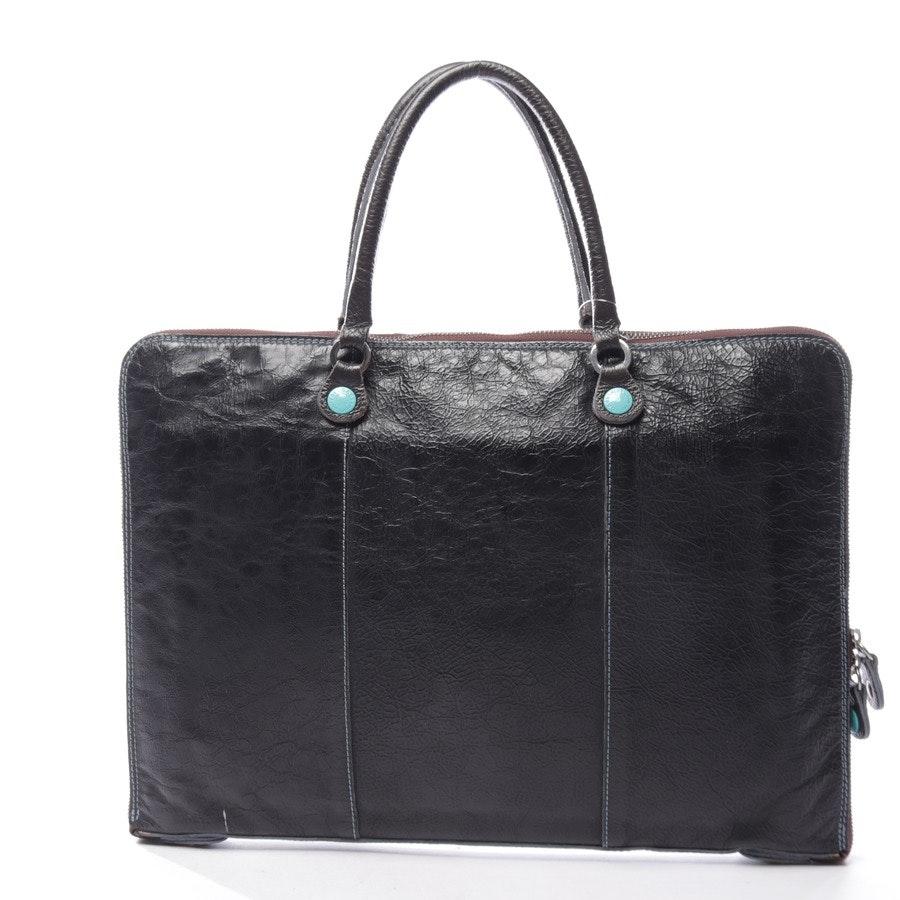 Handtasche von Gabs in Caviar