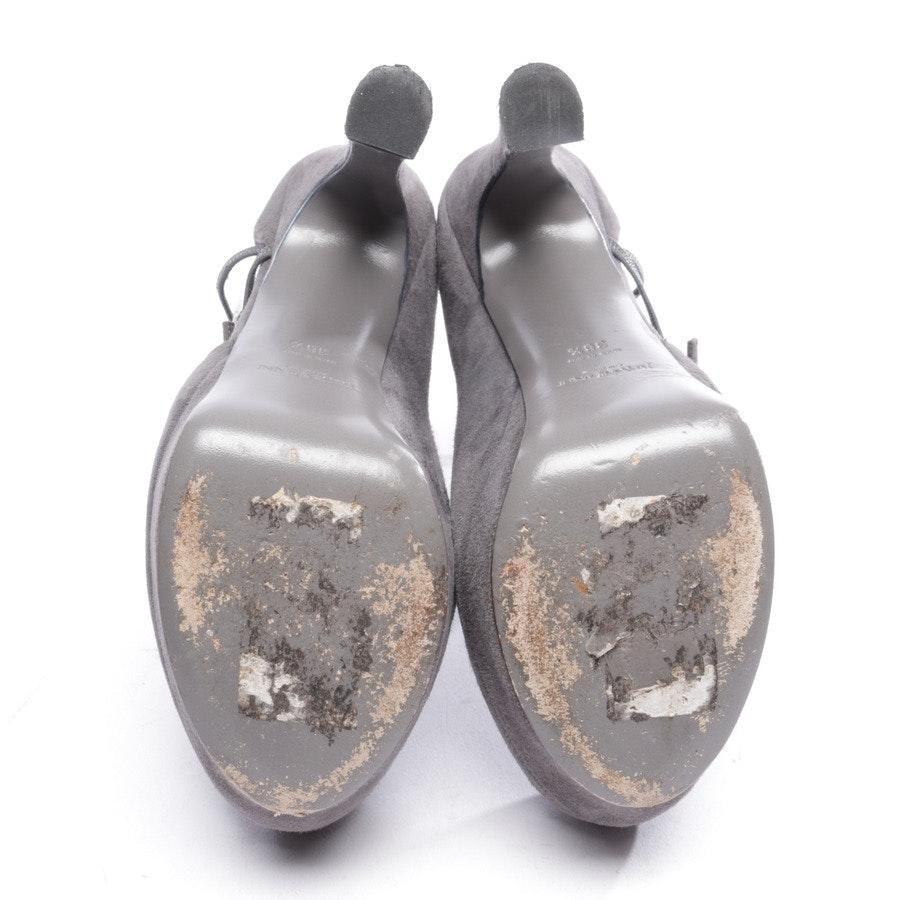 Pumps von Yves Saint Laurent in Grau Gr. D 38,5