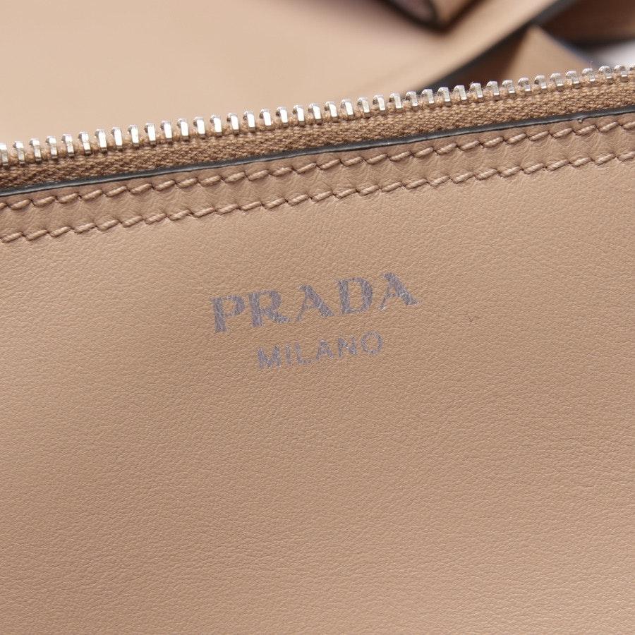 Shopper von Prada in Beigebraun