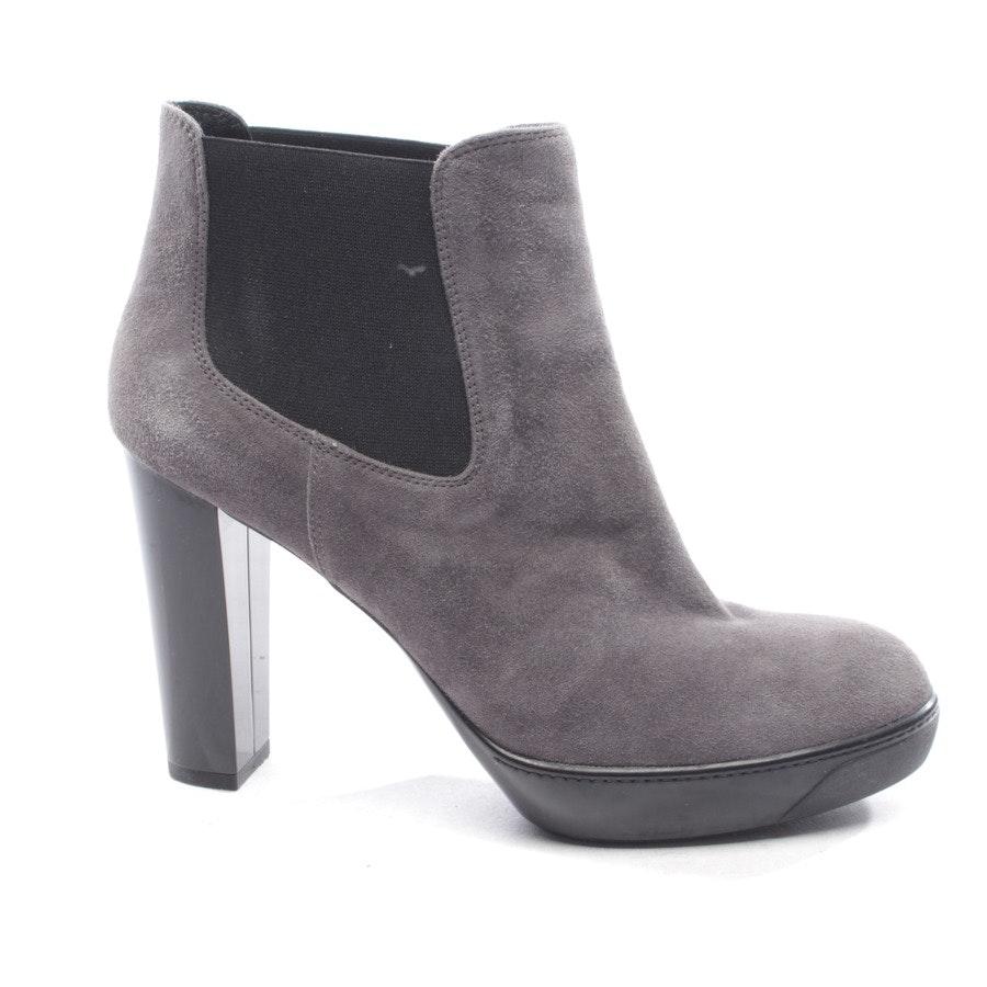 Ankle Boots von Hogan in Grau Gr. EUR 41