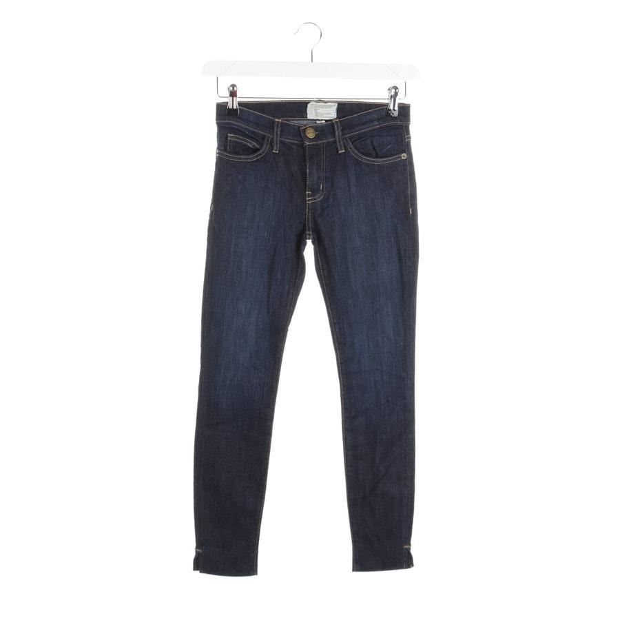 Jeans von Current/Elliott in Blau Gr. W25 - The Side Stilt Stiletto