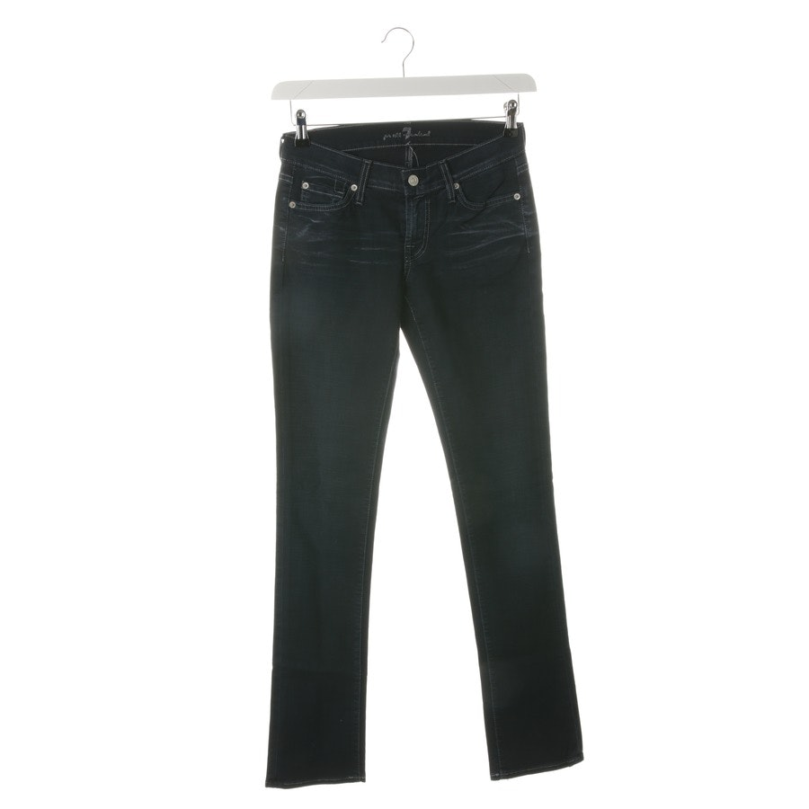 jeans from 7 for all mankind in blue size W26