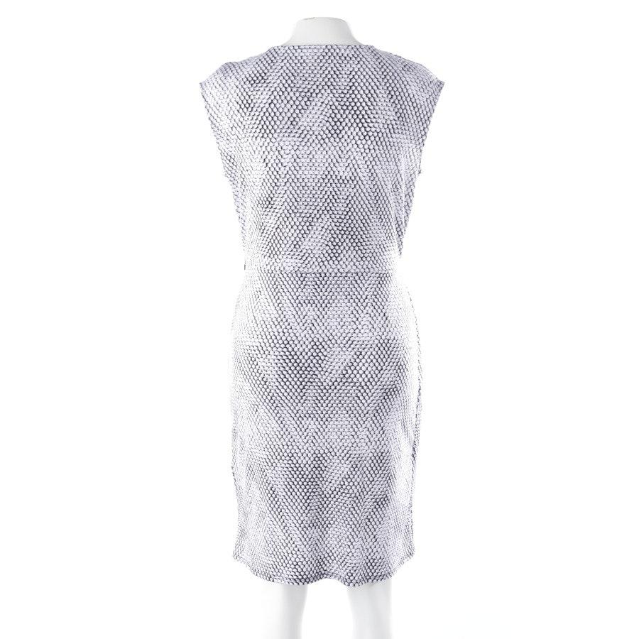 Kleid von Michael Kors in Weiß und Schwarz Gr. S