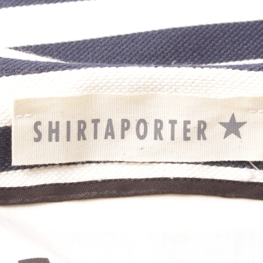 blazer from SHIRTAPORTER in navy blue and white size DE 36 IT 42