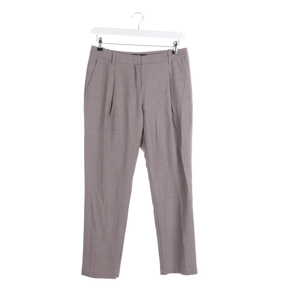 trousers from Marc Cain in taupe size 38 N3