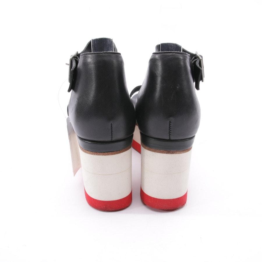 Sandaletten von COS in Dunkelblau Gr. D 41