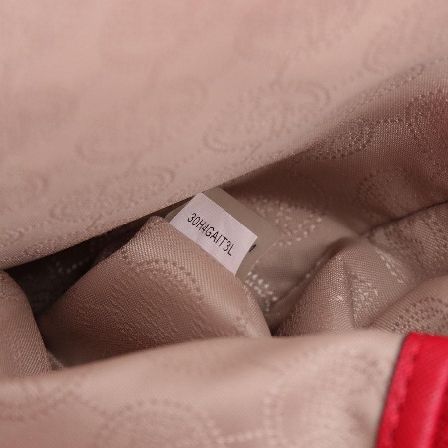 handbag from Michael Kors in red - dillon
