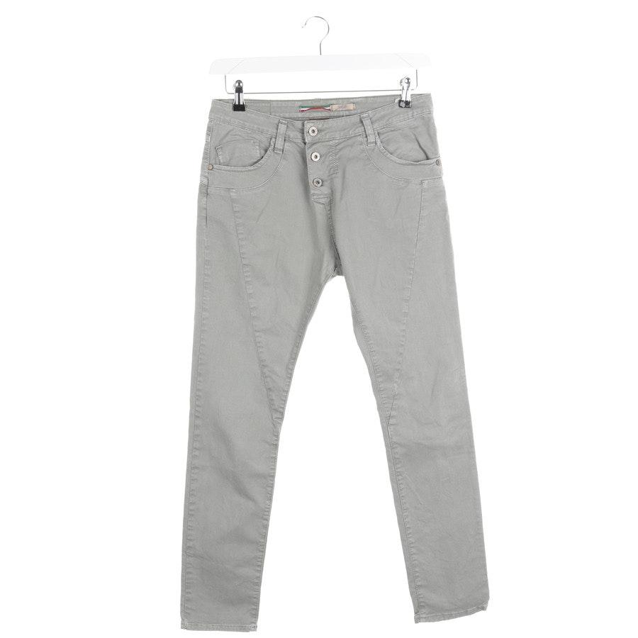 Jeans von Please in Khaki Gr. S
