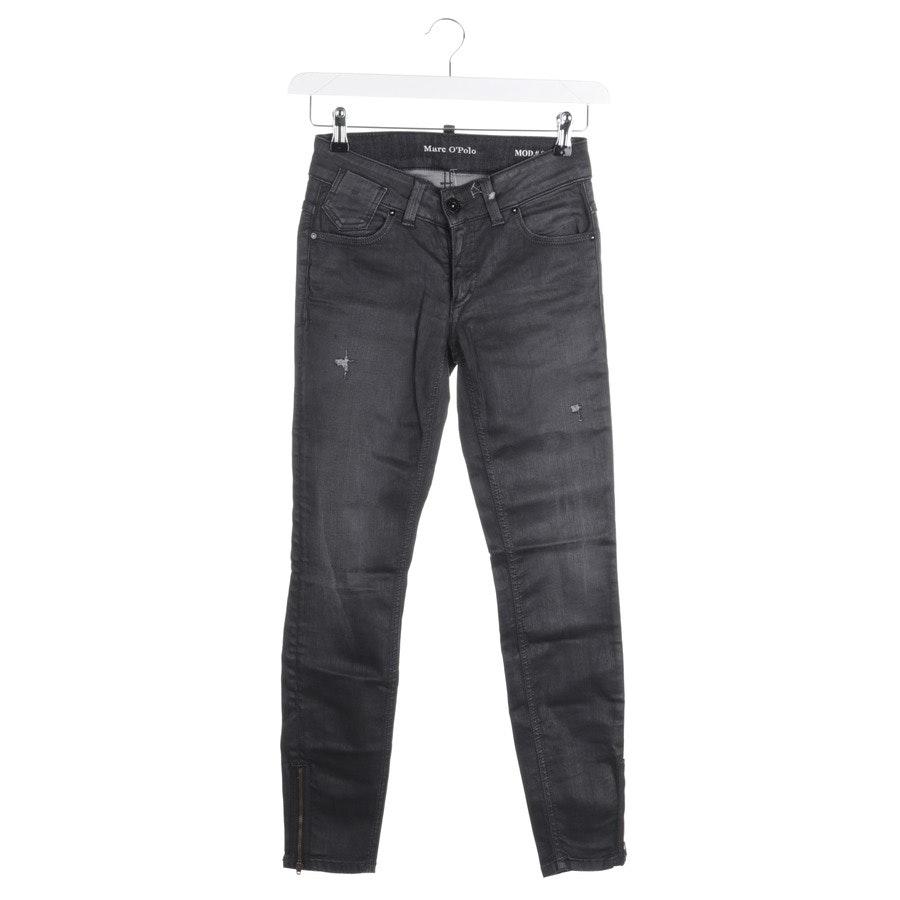Jeans von Marc O'Polo in Anthrazit Gr. W25