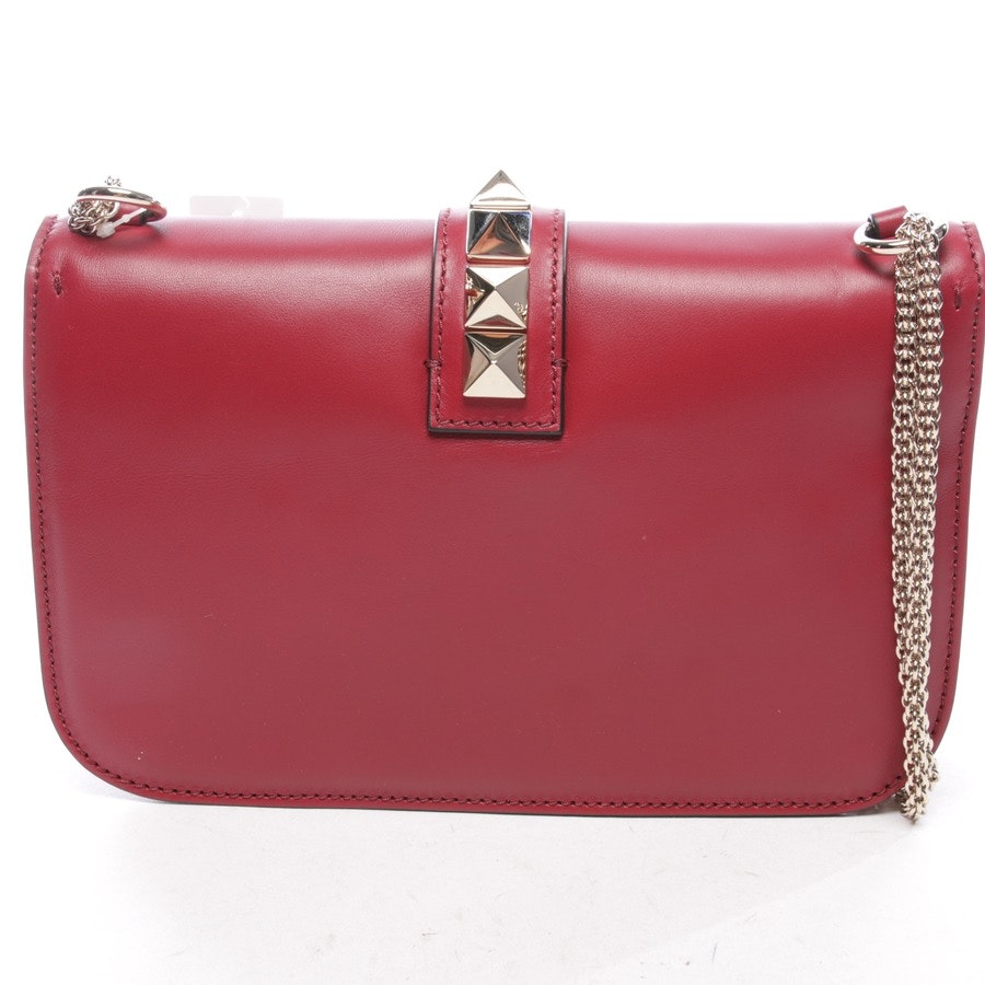 shoulder bag from Valentino in red - rockstud - new