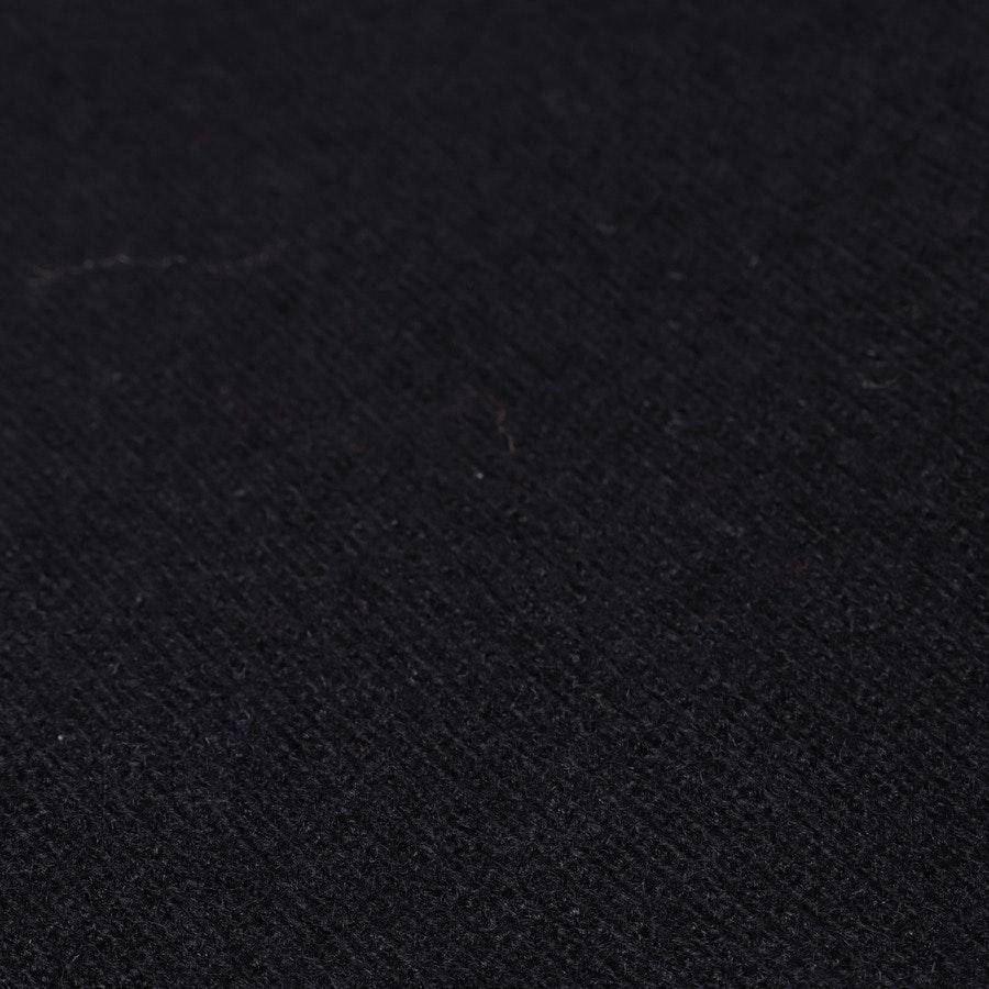 Wollmantel von Alaia in Schwarz Gr. 38 FR 40