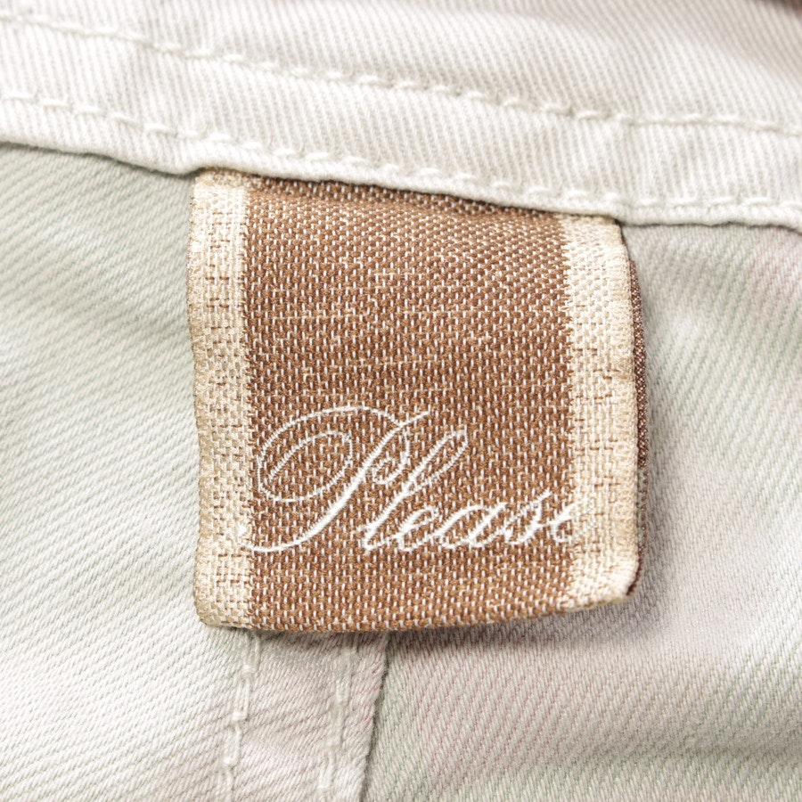 jeans from Please in green and pink size S
