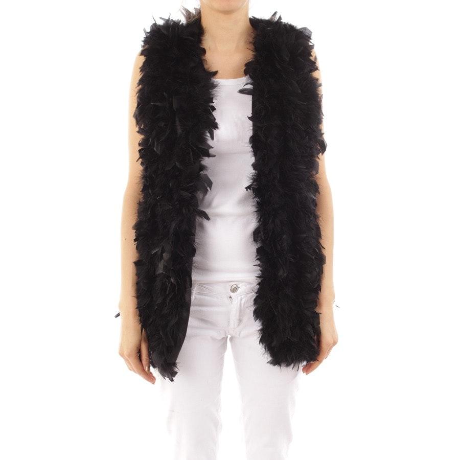 waistcoat from Steffen Schraut in black size DE 38