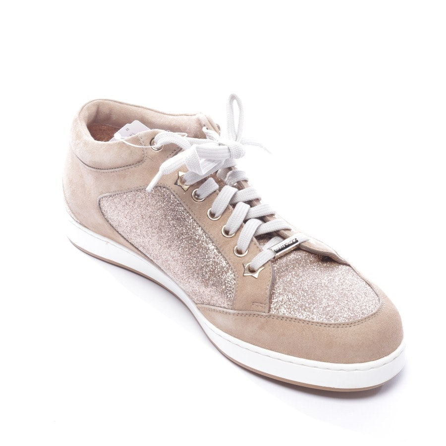 trainers from Jimmy Choo in brown size D 39 - new