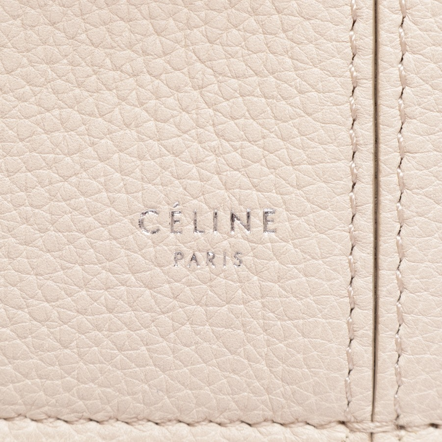 handbag from Céline in powder - tri-fold small