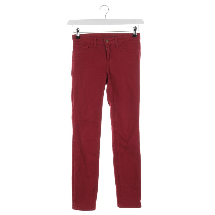 jeans from J Brand in red size W25