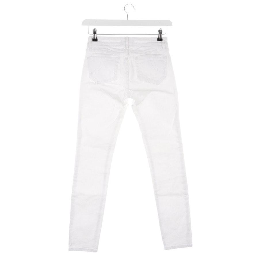 Jeans von Maje in Weiß Gr. 32 FR 34