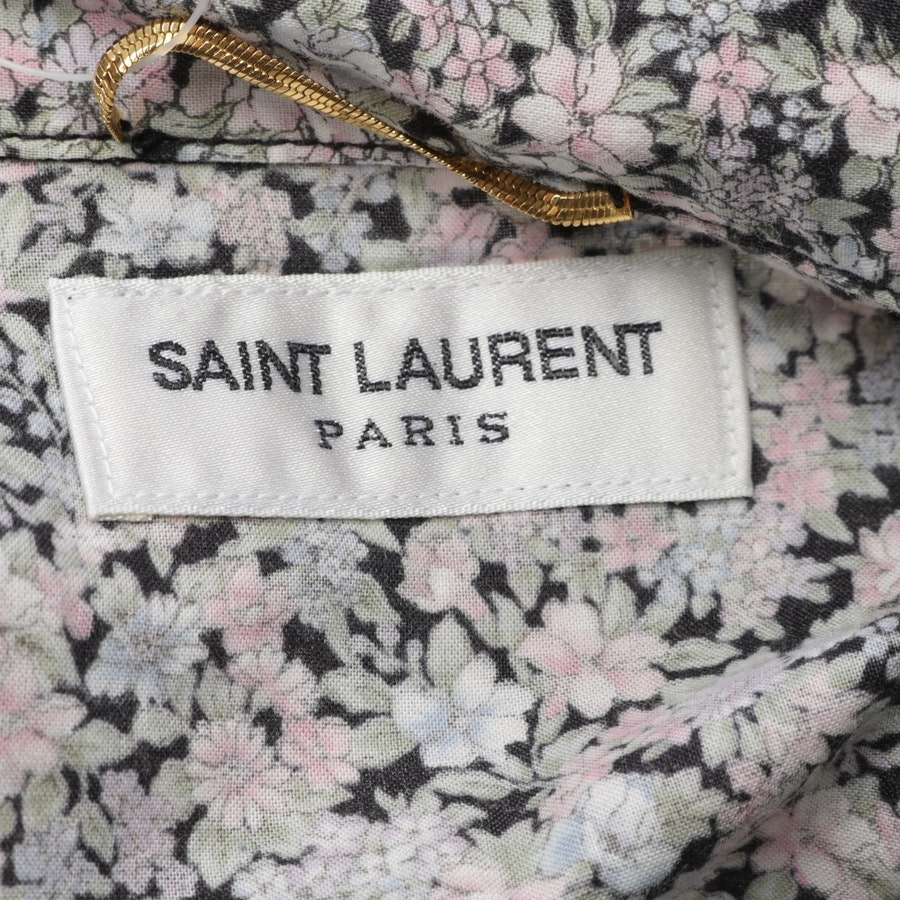 Bluse von Saint Laurent in Multicolor Gr. S