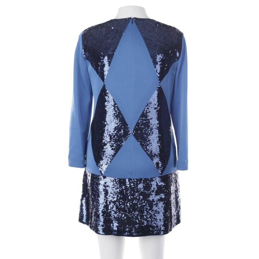 Kleid von Tory Burch in Blau Gr. 40 US 10