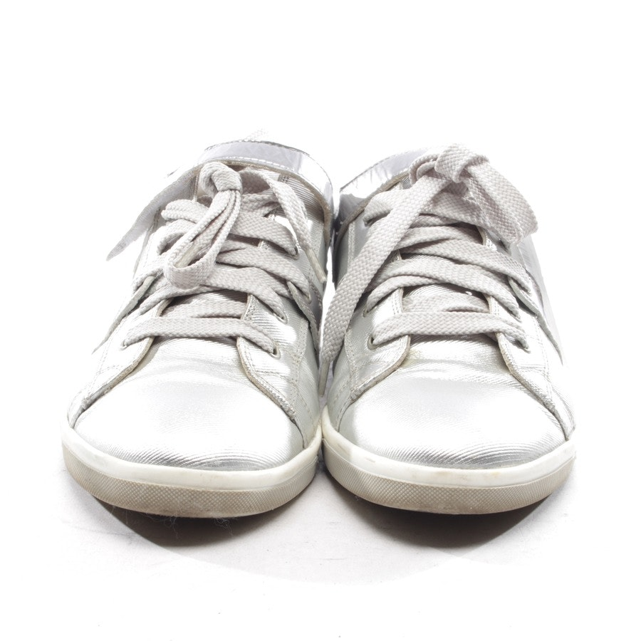 trainers from Hugo Boss Black Label in silver size D 37