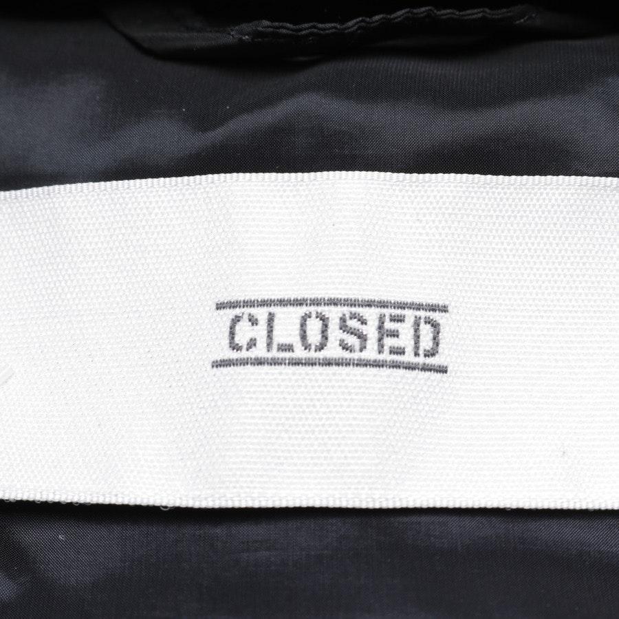 Übergangsjacke von Closed in Dunkelblau Gr. S