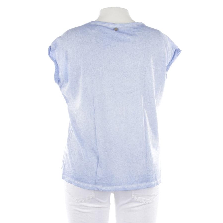 Shirt von Rich & Royal in Blau meliert Gr. L