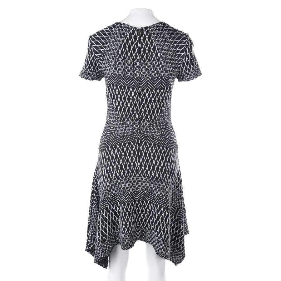 Kleid von BCBG Max Azria in Schwarz und Weiß Gr. S