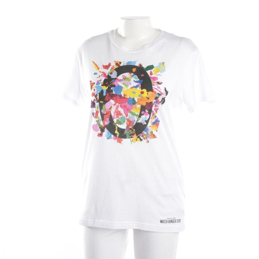 Shirt von Michael Kors in Weiß Gr. S