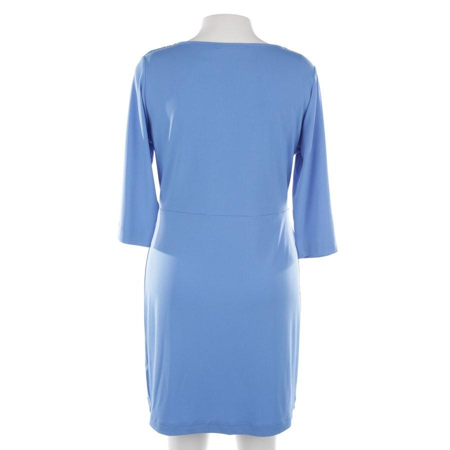 Kleid von Nice Connection in Mittelblau Gr. 42