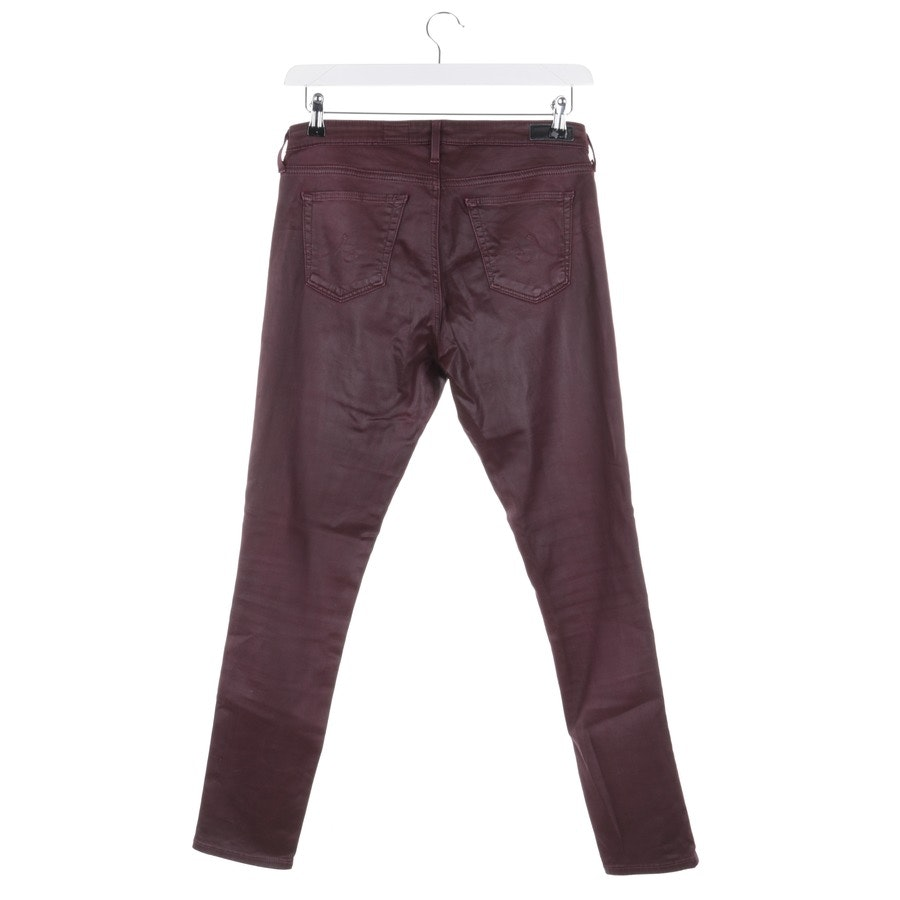 jeans from AG Jeans in burgundy size W29