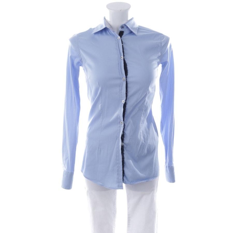 Bluse von Aglini in Blau Gr. 36 IT 42
