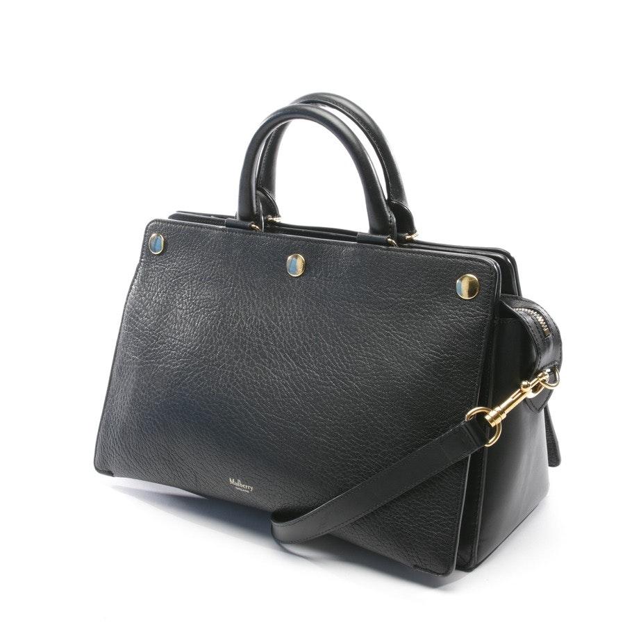 Handtasche von Mulberry in Schwarz