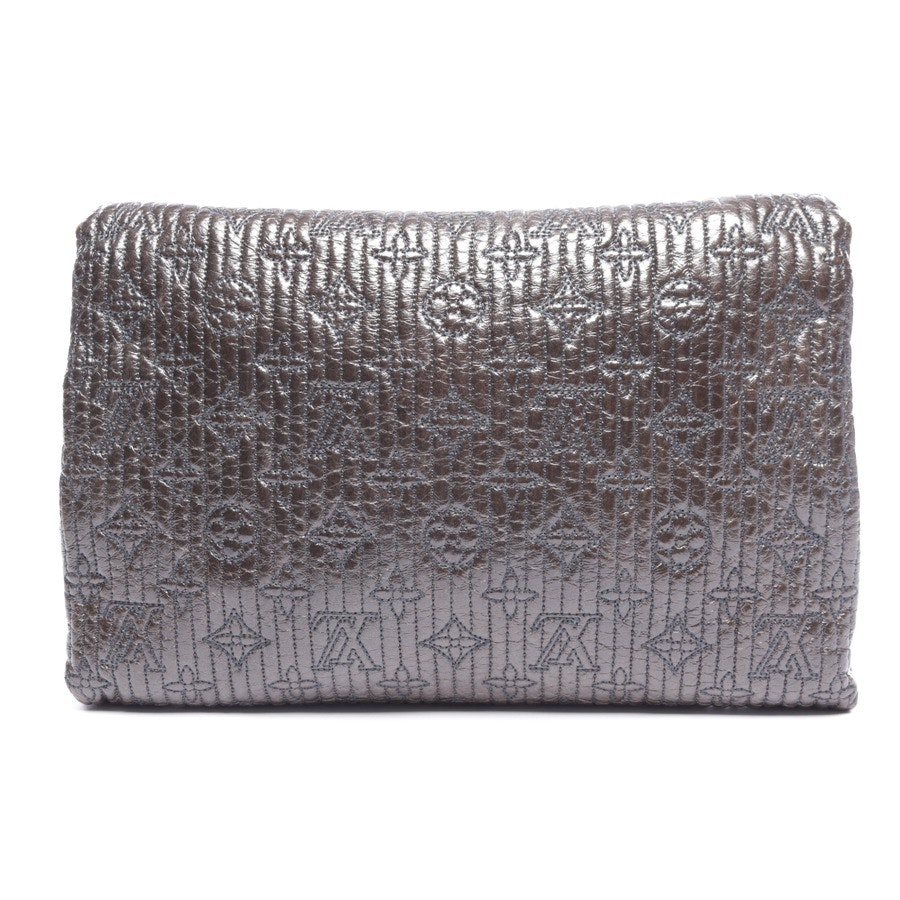 Clutch von Louis Vuitton in Dunkelbraun