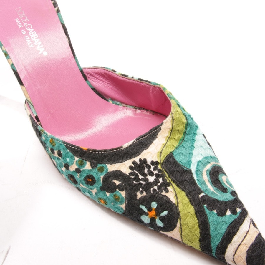 pumps from Dolce & Gabbana in multicolor size D 37,5