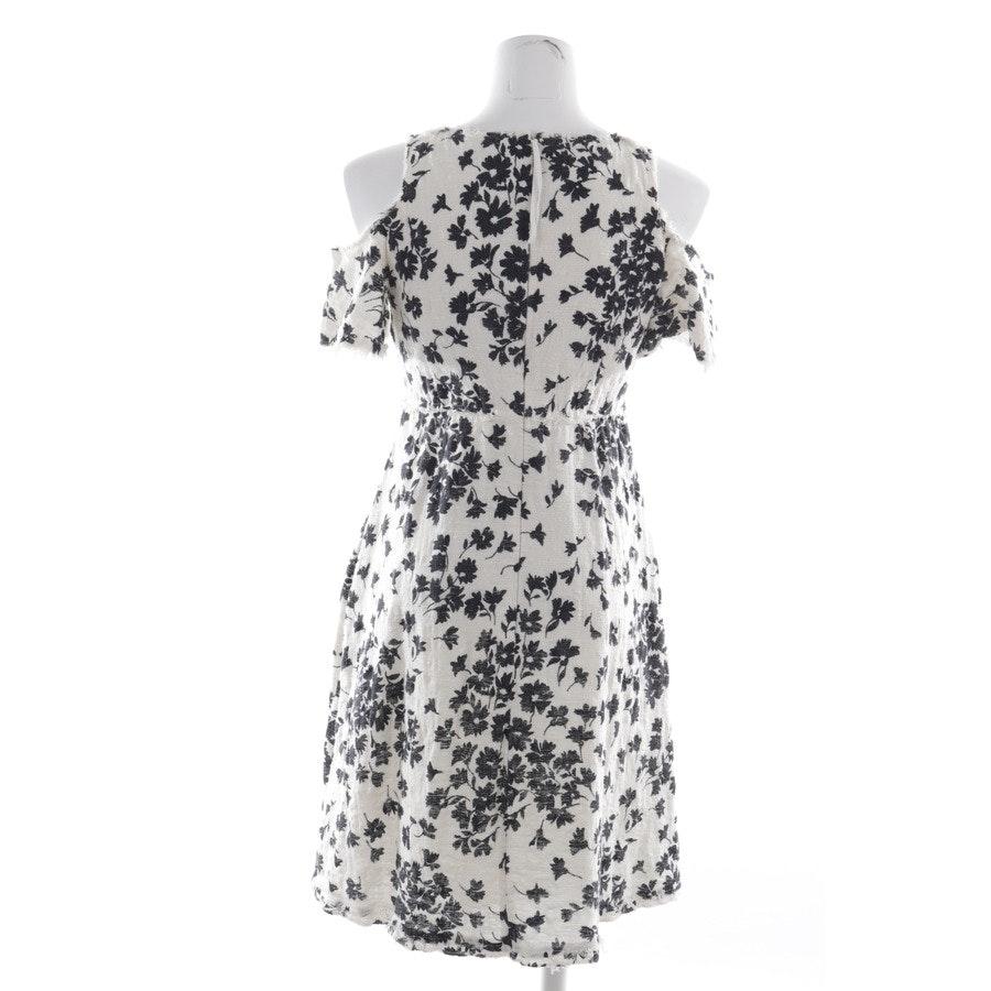 Kleid von Dorothee Schumacher in Weiß und Schwarz Gr. 36 / 2