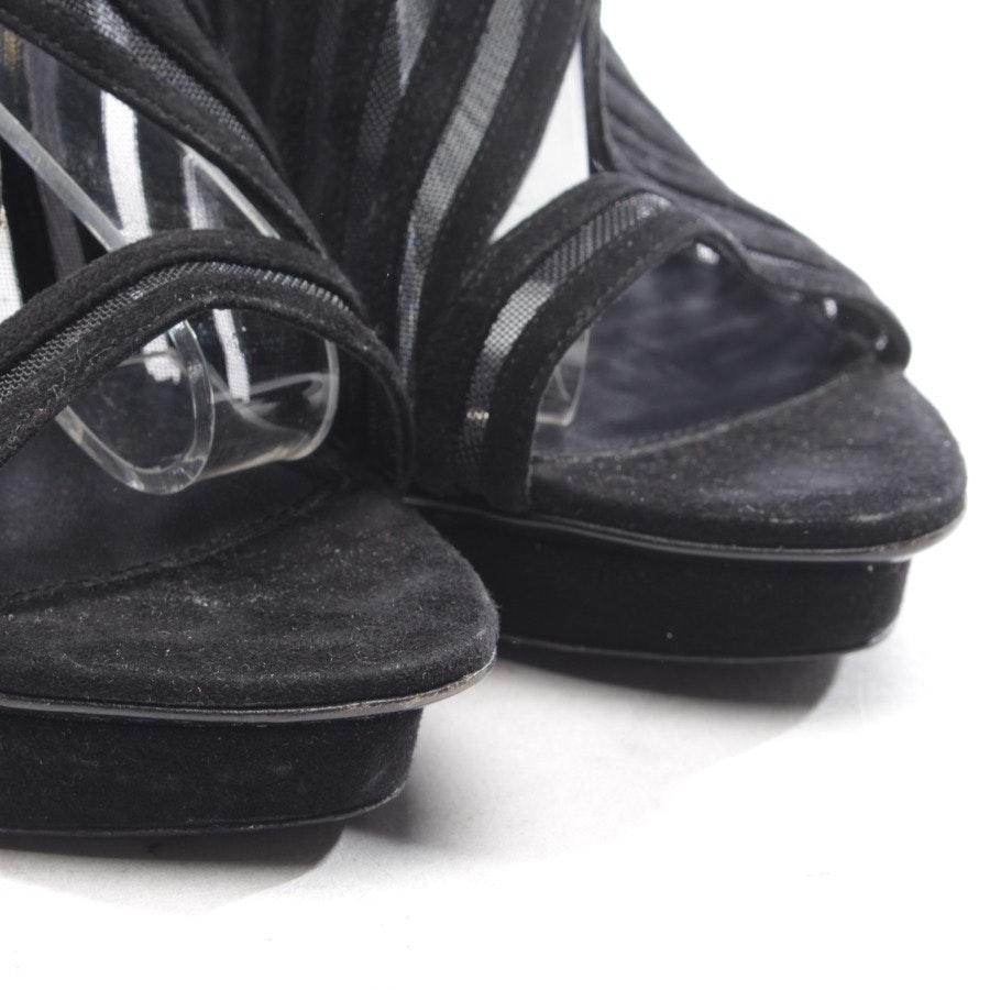 Sandaletten von Tom Ford in Schwarz Gr. D 38,5