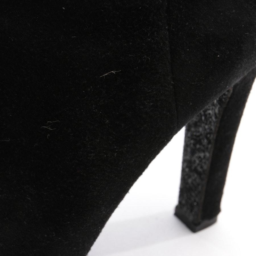 Stiefeletten von Miu Miu in Schwarz Gr. EUR 41