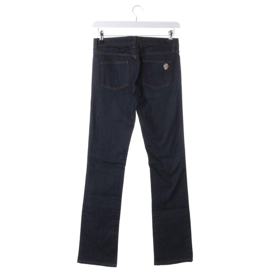 Jeans von Just Cavalli in Dunkelblau Gr. W26