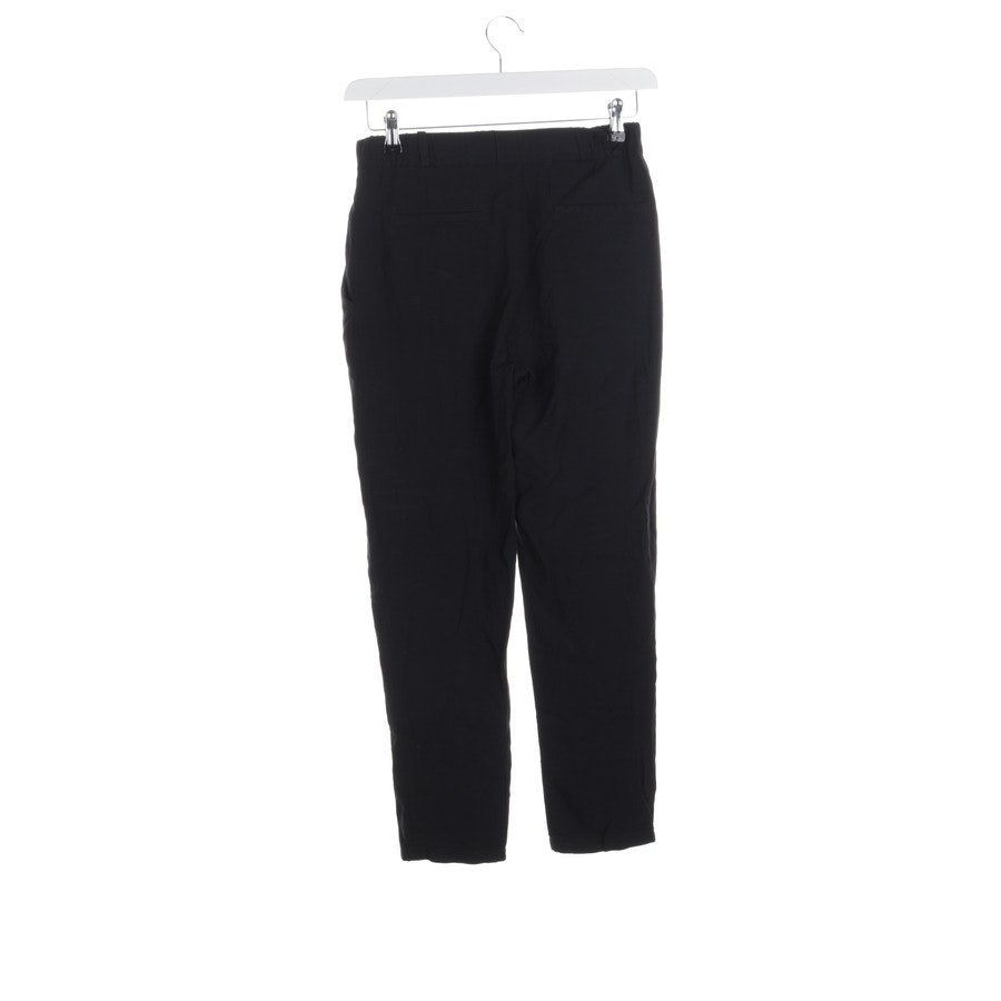 trousers from Marc O'Polo in dark blue size 34