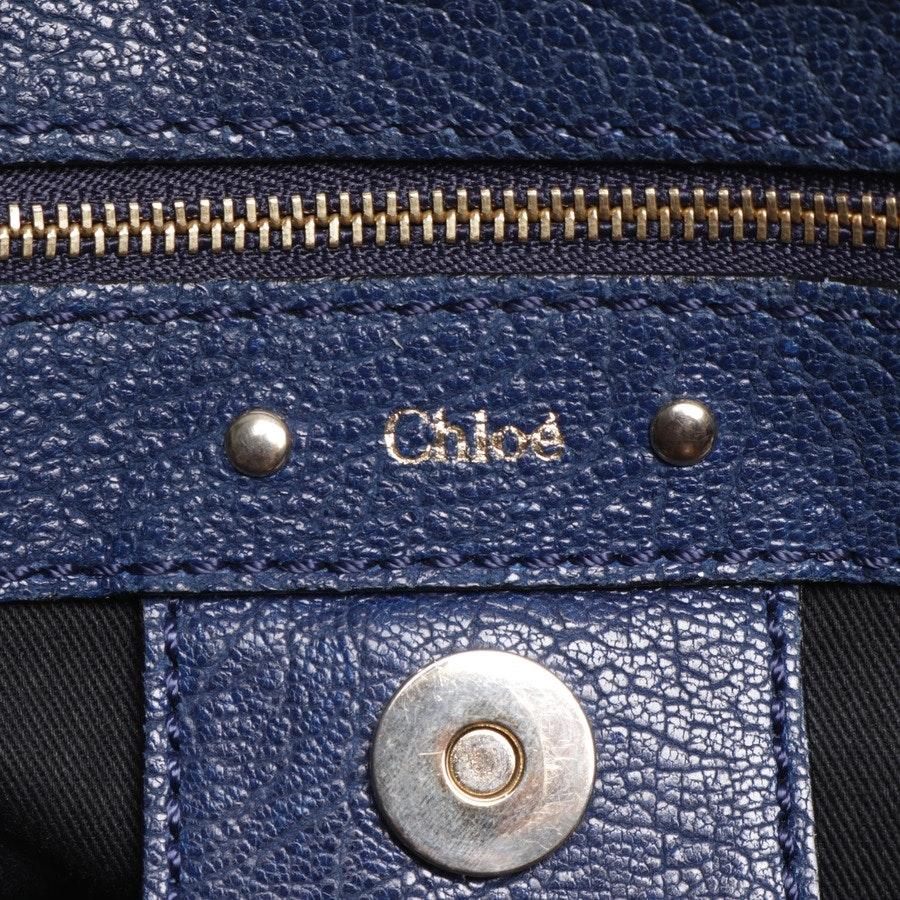 Schultertasche von Chloé in Dunkelblau