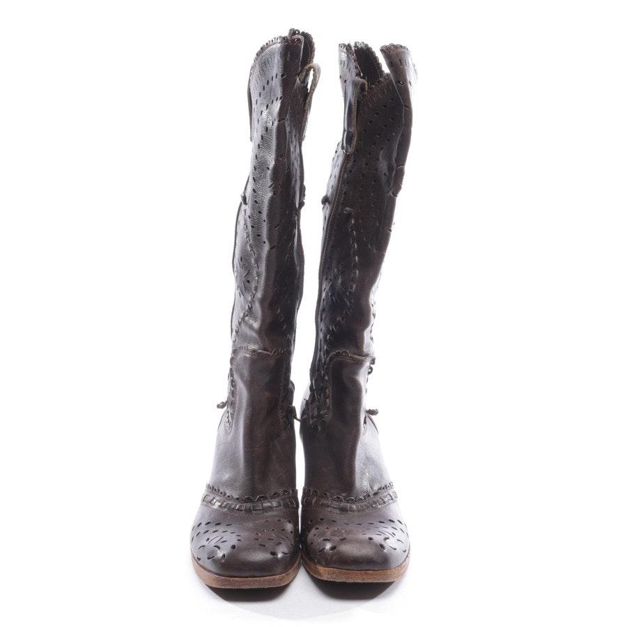 Stiefel von Moma in Braun Gr. EUR 37