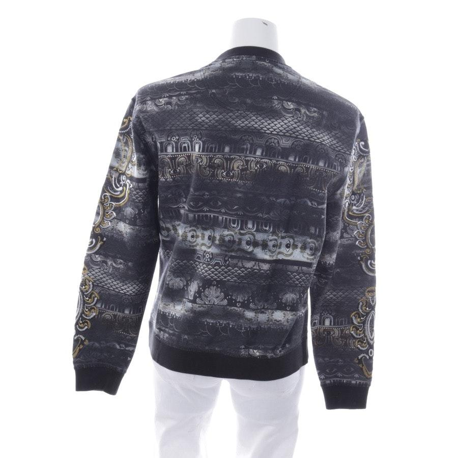 Sweatshirt von Kenzo in Grau und Gold Gr. M