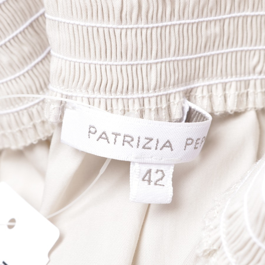 jumpsuit from Patrizia Pepe in cream size 36 IT 42