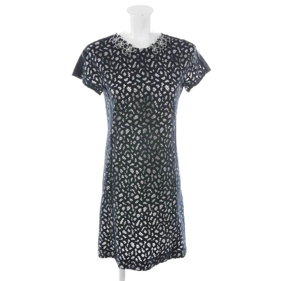 dress from Marc Cain in dark blue size 34 N 1